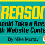 5 Reasons SEO Should Take a Back Seat With Website Content